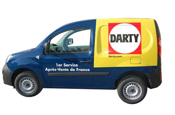Retailink Fnac Darty utilitaires SAV Darty
