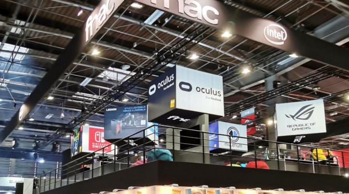 Visuel Succès Fnac à la Paris Games Week 2019
