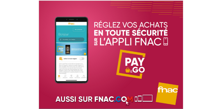 Pay and go retailink fnac darty